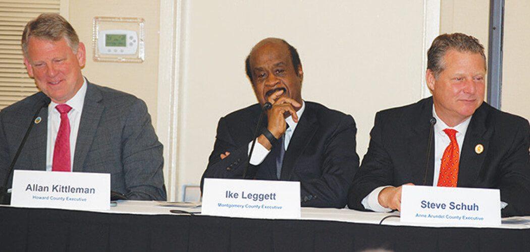 County Executives Discuss Economic Realities